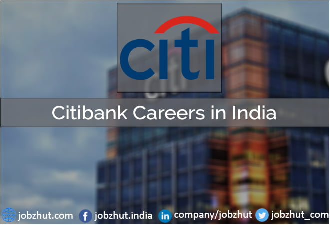 Citibank Careers
