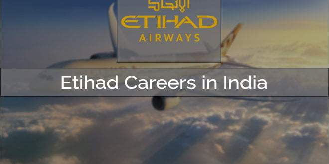 Etihad Airways Careers
