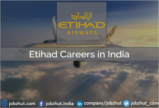 Etihad Airways Careers