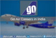 Go Air Careers
