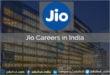 Jio Careers