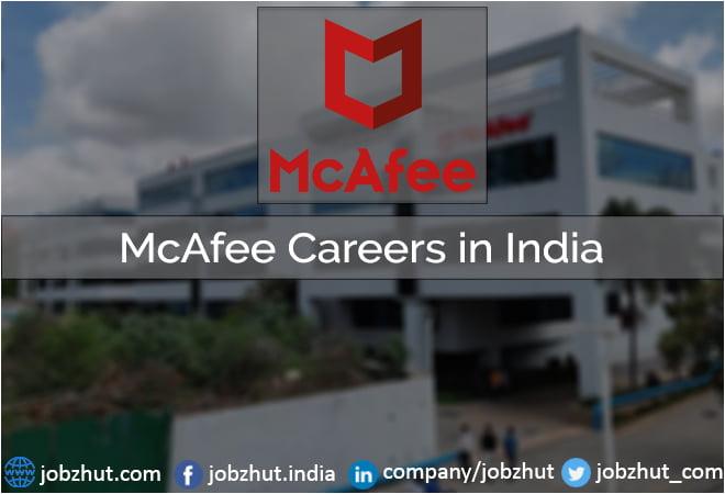 McAfee Careers