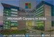 Microsoft Careers
