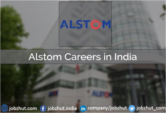 Alstom Careers