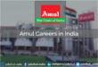 Amul Careers