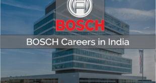 BOSCH Careers India