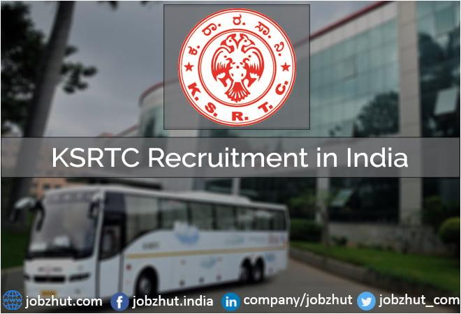 KSRTC Jobs