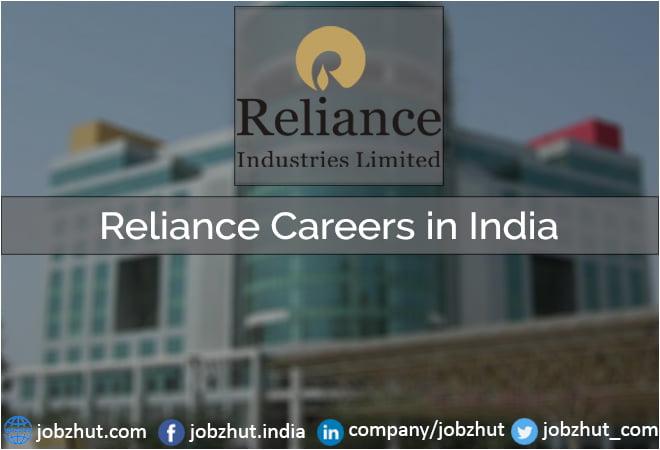 Reliance Careers