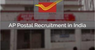 AP Postal Jobs