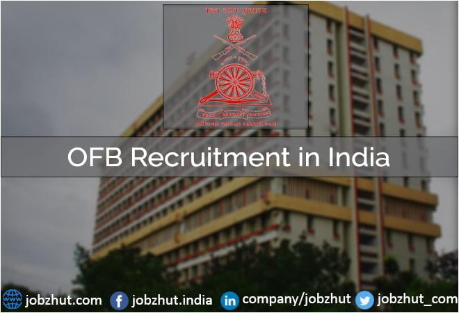 OFB Recruitment
