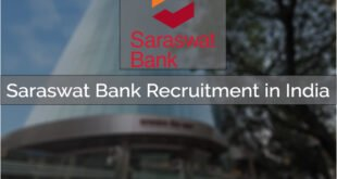 Saraswat Bank Recruitment