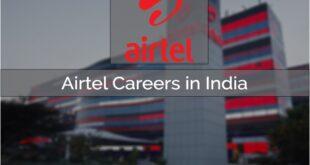 airtel careers india