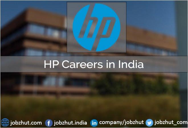 HP India Careers