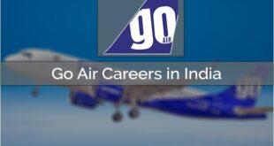 Go Air CareersGo Air Careers